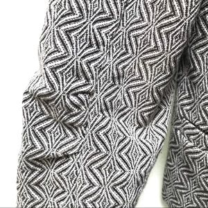 Anthropologie Jackets & Coats - Anthropologie Cropped 3/4 Sleeve Jacquard 0